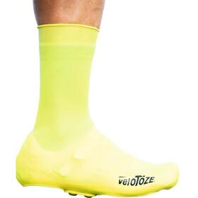 veloToze Silicone Snap Overshoes Men, yellow